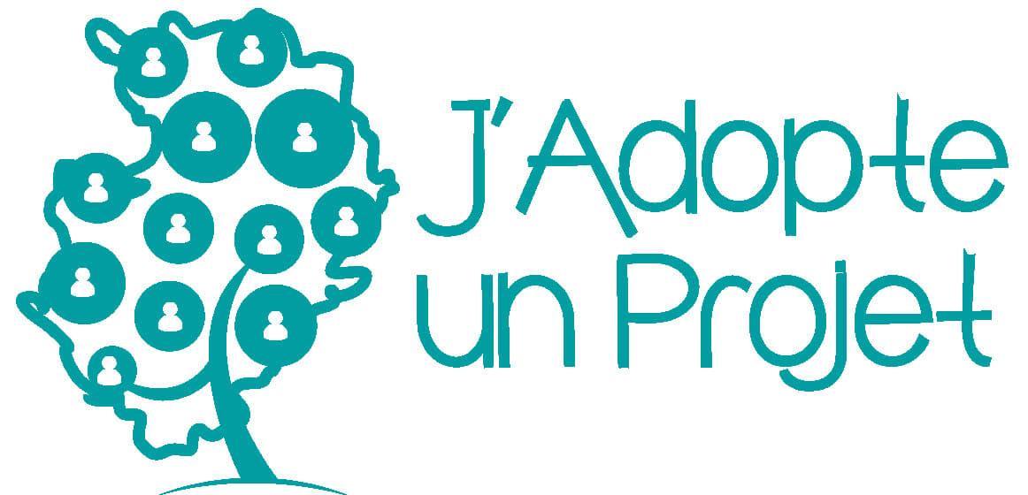 Logo J'adopte un projet