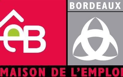 Logo Maison de l'emploi Bordeaux