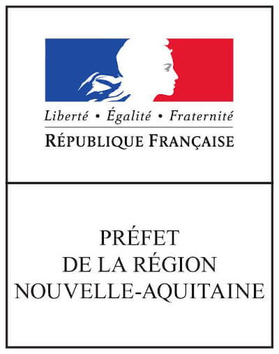 Logo prefecture region nouvelle aquitaine