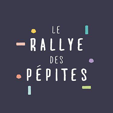 Logo Le Rallye des pépites